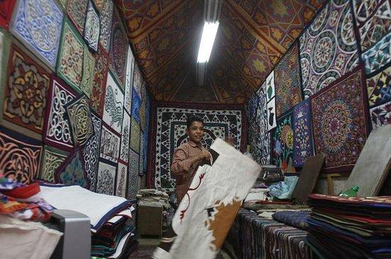 Visita guiada y privada a pie por el barrio islámico de El Cairo