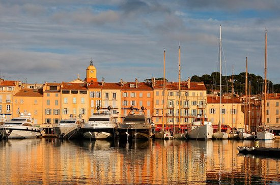 Saint-Tropez Small-Group Full-Day...