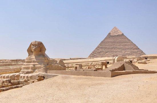 Tour Privado de Meio Dia: Pirâmides...