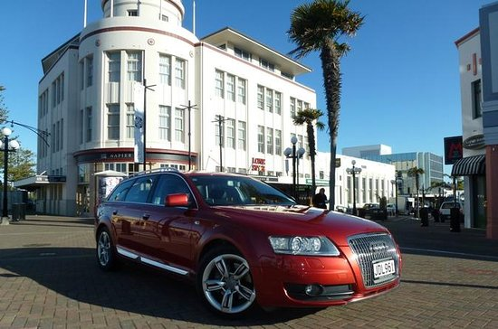 Private Shore Excursion: Napier...