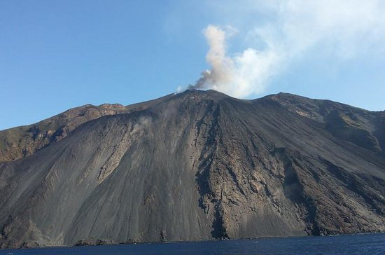 Full-Day Aeolian Islands Tour from...
