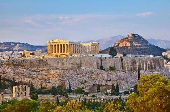 Tour privado de medio día a Atenas