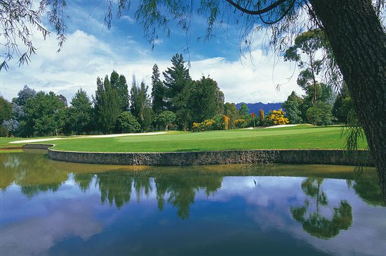 Bogota Golf Day at Exclusive Club of...
