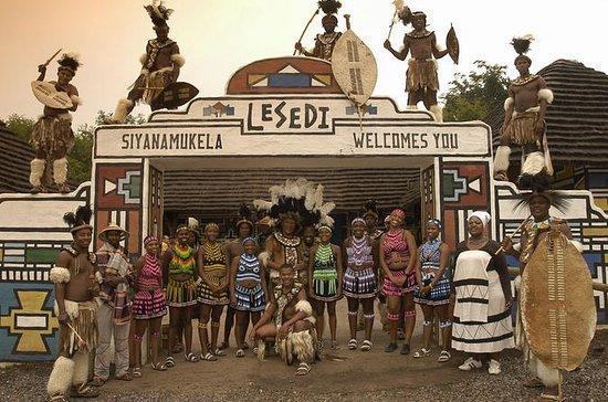 Tour privado Lesedi Cultural Village...