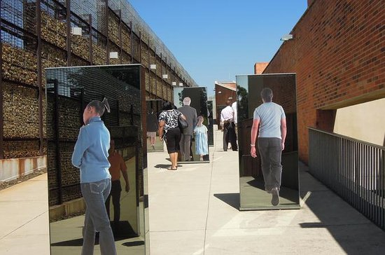Tour privato del Museo dell'Apartheid
