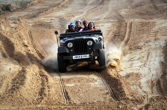 Jeep Safari dia de viagem ao lago...
