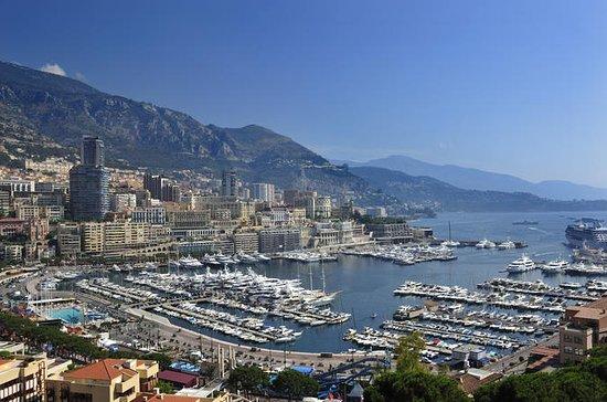 Privat Monaco, Eze och La Turbie ...