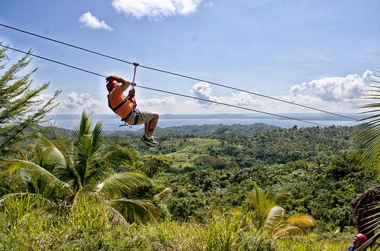 El Limon Zipline Adventure from Samana