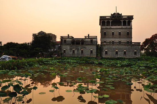 3-Day Small Group Cycling Tour in Kaiping and Chikan from Hong Kong