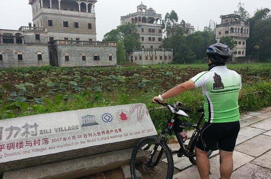 香港から行く開平と赤坎での3日間プライベート サイクリング ツアー