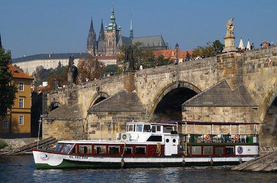 Lunch Cruise on Prague's Vltava River