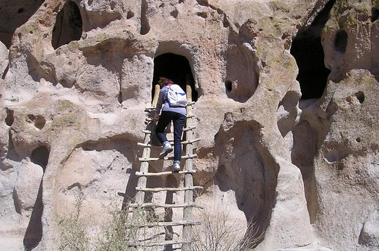 Bandelier National Monument fra Santa...