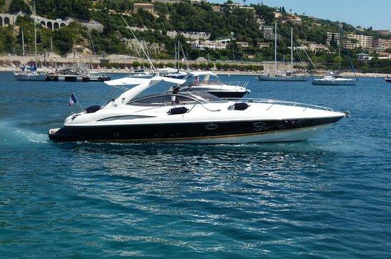 Cannes Shore Excursion: Privat Luksus...
