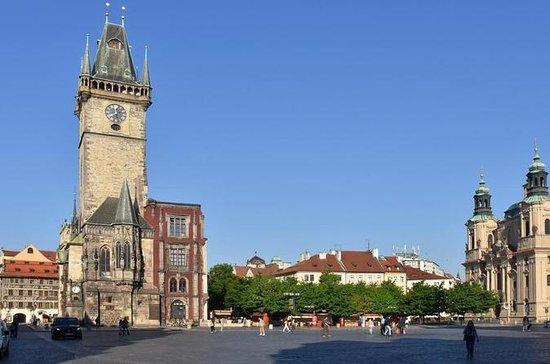 Tour a piedi di Praga: comprende