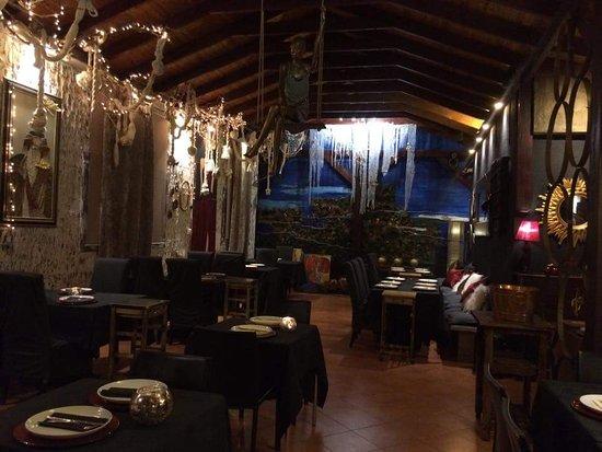 Le Sol Terraza Salón Interior Restaurante Eventos