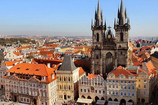Prague Historical Walking Tour of Old...