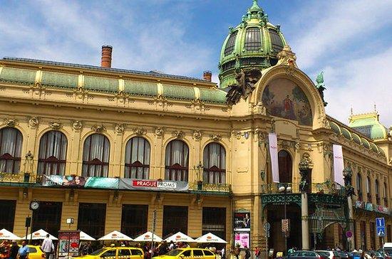 Art Nouveau And Cubist Architecture...