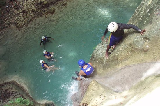 27 Waterfalls of Damajagua Tour from ...