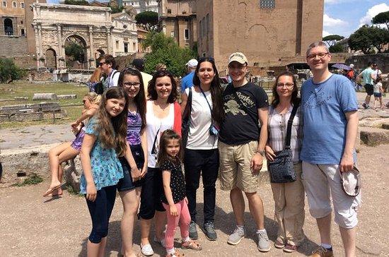 Skip the Line: Colosseum Full Family...