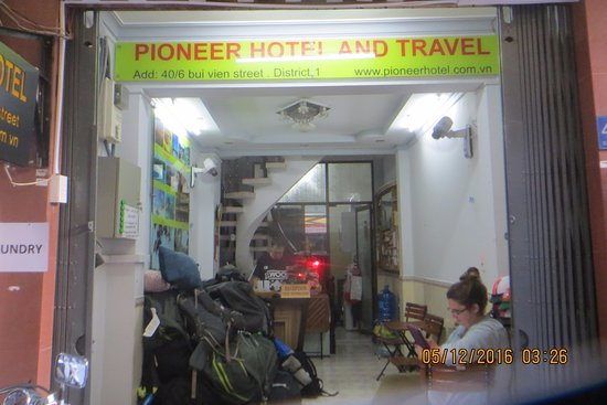 Pioneer Hotel Image
