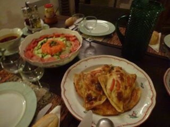 Saint Projet, France: The dinner was delicious