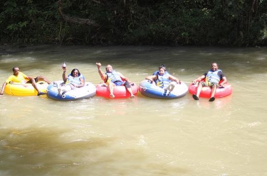 River Tubing Adventure Tour from...