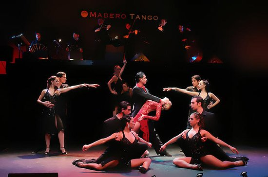 Madero Tango Show with Optional...
