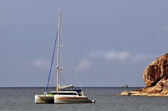 Catamarã privado de meio dia de Koh...