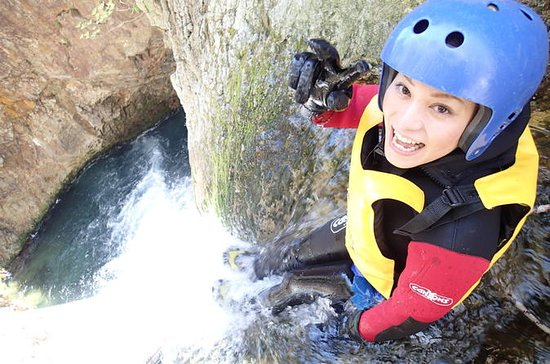 Minakami Half-Day Canyoning Trip