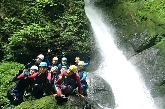 Tokyo halvdags Canyoning Trip