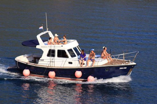 Private Boat Rent - Dubrovnik Islands ...