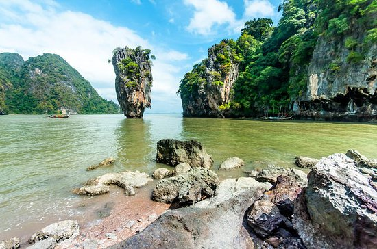 Phang Nga Bay Day Tour and Canoe by...