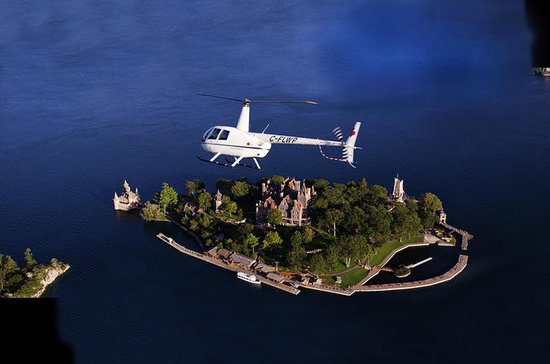 Boldt Castle y Thousand Islands...