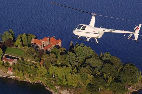 Thousand Island Helicopter Tour...