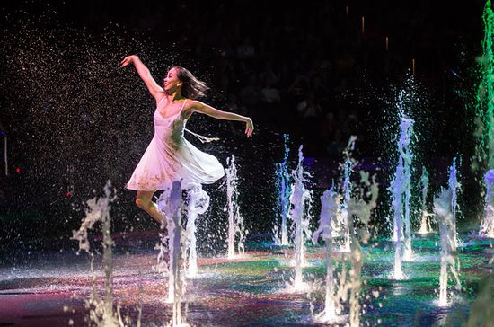 The House of Dancing Water Show in...