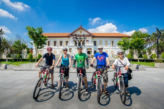 Historic Old Chiang Mai Bike tour