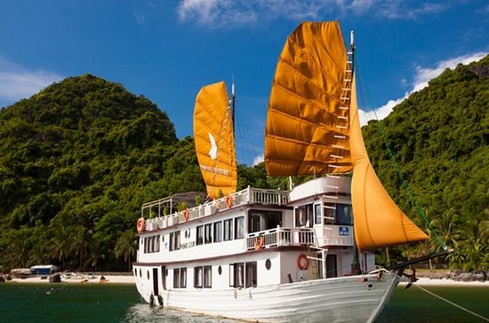 2-Day, 1-Night Halong Bay Discovery...