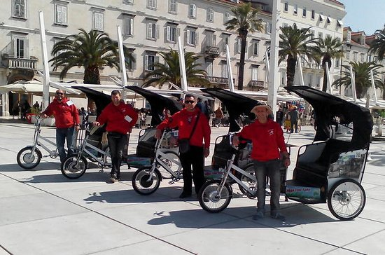 Guided Tour: Highlights of Split by...