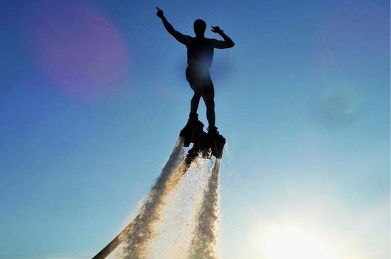 Single Flyboard Lesson at Virginia Beach