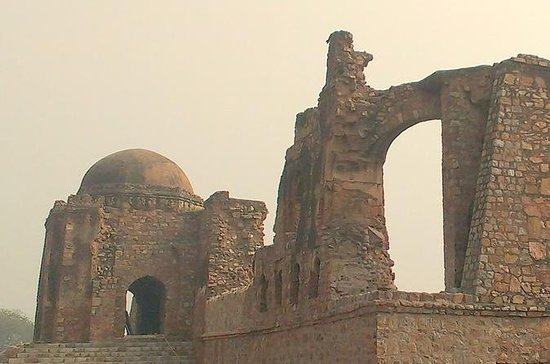 Private Tour: Haunted Orte in Delhi