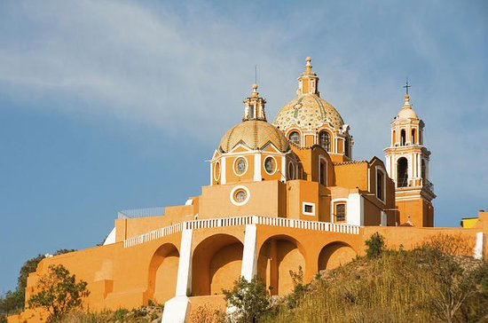 Puebla and Cholula Full-Day Tour from ...