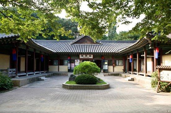 Small-Group Korean Folk Village Tour...