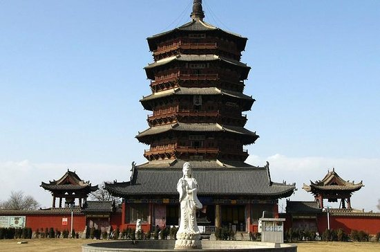 Datong Full-Day Tour: Hengshan...