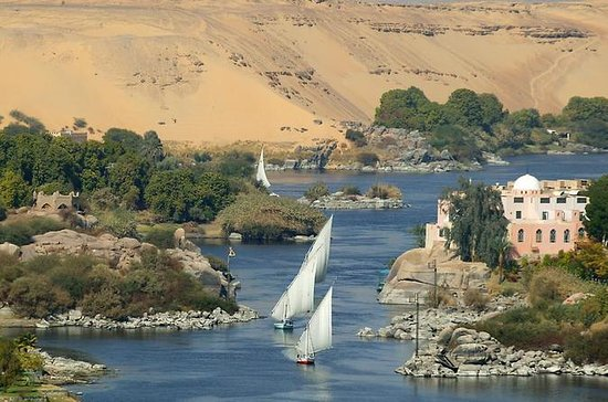 Aswan-Luxor Cruise from Dahab 4 Days...