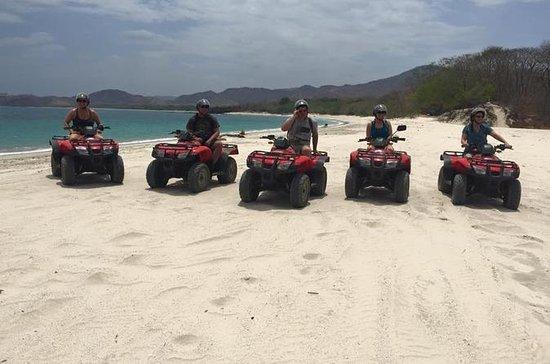 ATV Mountain and Beach Tour from...