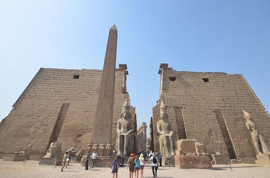 Private Guided Day Trip to Luxor from Cairo