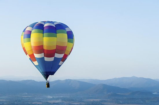 Tour privato: Hot Air Balloon Ride