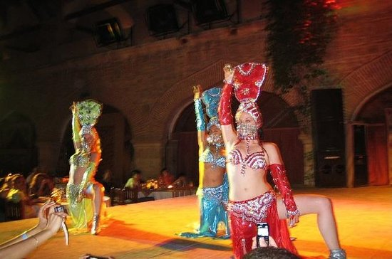 Cappadocia Turkish Night Show with...