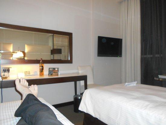 Centro Sharjah: My double room