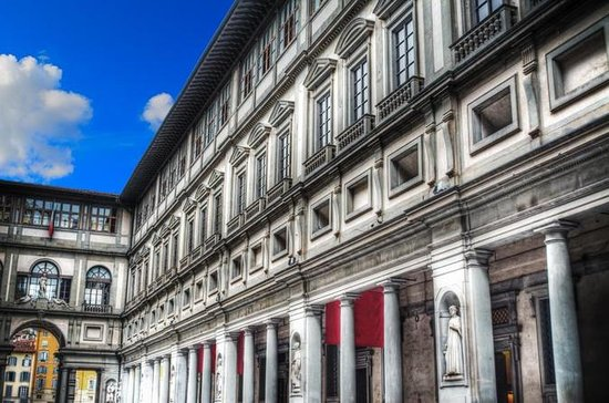 Privat Tour: Uffizi Gallery och ...